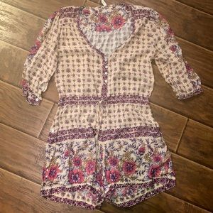 Spell & The Gypsy Collective BOHO Romper